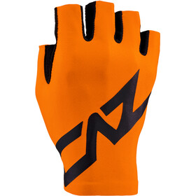 Supacaz SupaG Short Finger Gloves black/neon orange